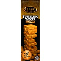 TCG  Classic Wooden Blocks Tumbling Jenga Tower (48pcs)