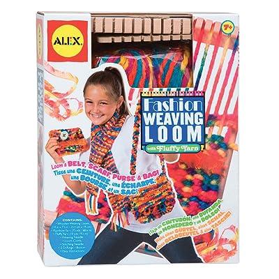 ALEX DIY Fashion Weaving Loom: Toys & Games
