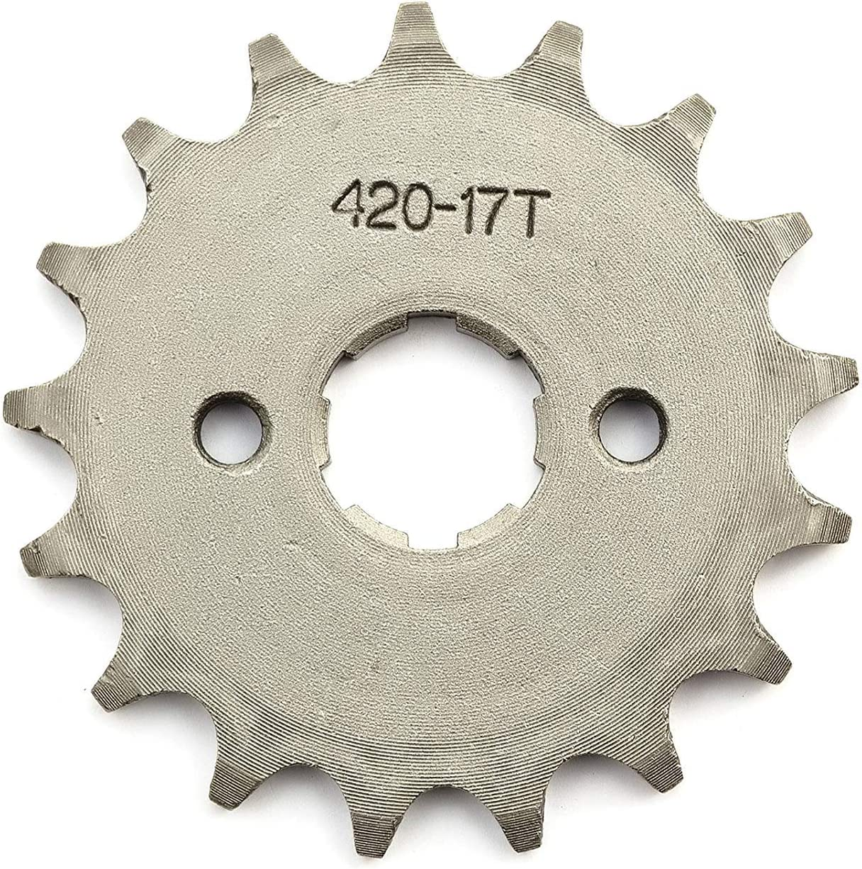 Pit Dirt Bike Quad ATV Front Sprocket 420 17 Tooth 20mm Hole 110cc 125cc 140cc