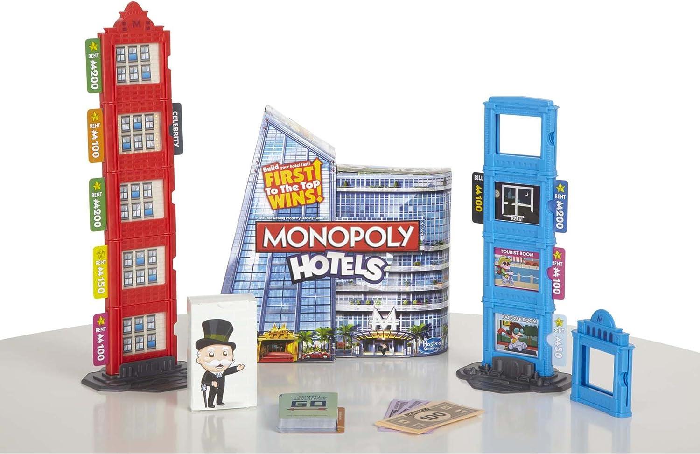 Monopoly Hotels: Amazon.es: Juguetes y juegos