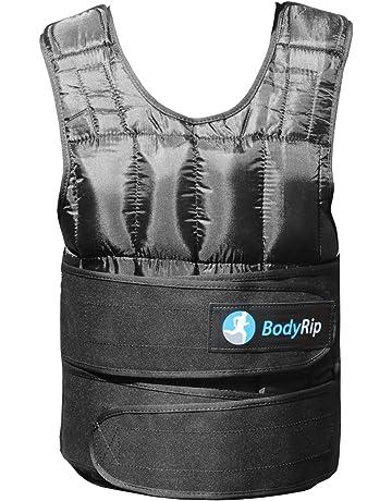 BodyRip - Chaleco lastrado para Entrenamiento y pérdida de Peso (10 kg)