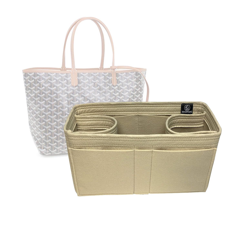 95c18ff03 Amazon.com: Zoomoni Goyard Saint Louis PM Purse Organizer Insert - Premium  Felt (Handmade/10 Colors) (Candy Pink): Shoes