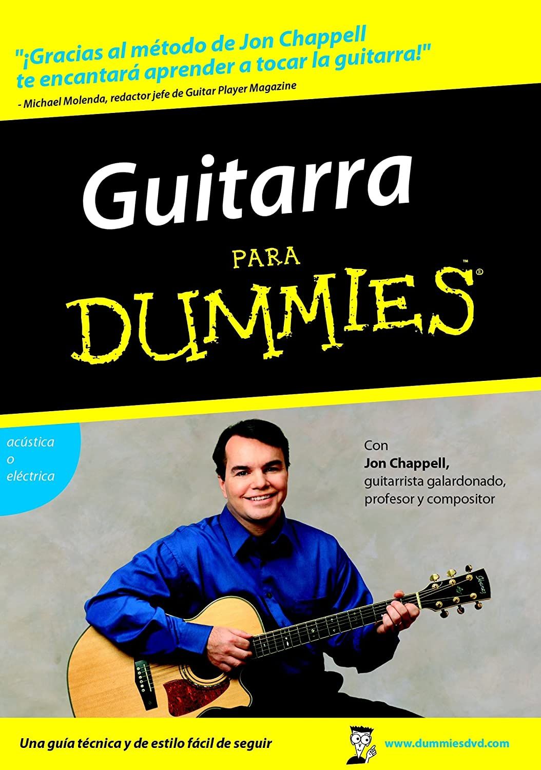 Guitarra Para Dummies [DVD]: Amazon.es: Varios: Cine y Series TV