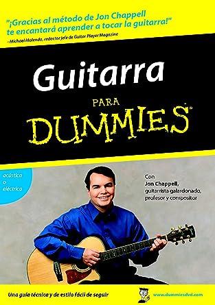 Guitarra Para Dummies [DVD]: Amazon.es: Varios: Cine y Series TV