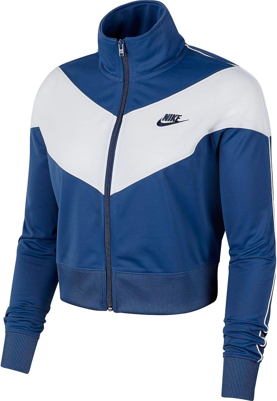 Nike Women's store Sportswear Heritage cheap Jacket Track