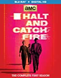 Halt & Catch Fire: Season 1/ [Blu-ray] [Import]