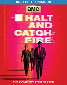 Halt & Catch Fire: Season 1 (3 Blu-Ray) [Edizione: Stati Uniti] [Italia] [Blu-ray]