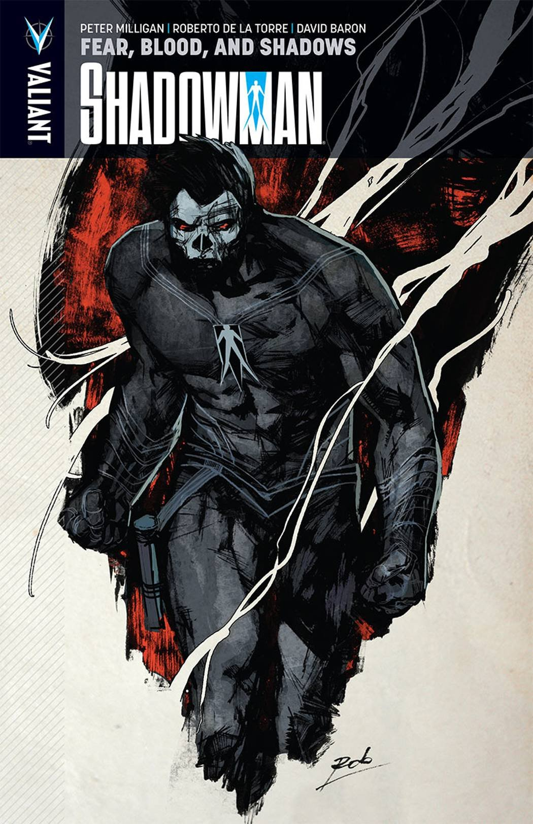 Read Online Shadowman Volume 4: Fear, Blood, and Shadows pdf epub
