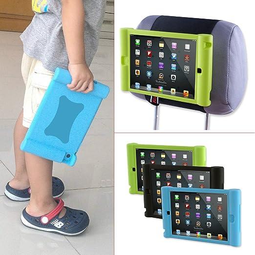 3 opinioni per TFY Supporto iPad Mini & Mini 2 Poggiatesta Auto per Bambini – Smontabile