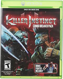 Microsoft Killer Instinct, Xbox One Básico Xbox One Inglés vídeo ...