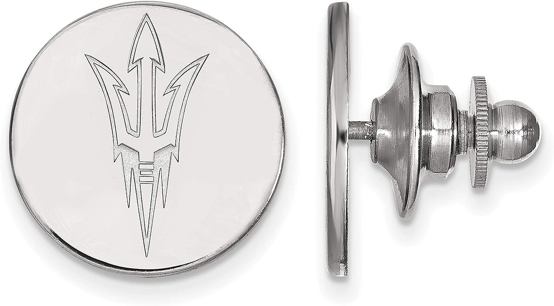 LogoArt Arizona State University Lapel Pin