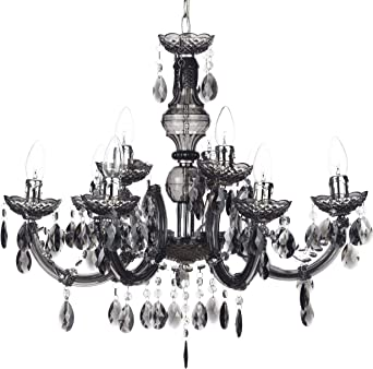 Marie Therese 9 Light Chandelier Clear