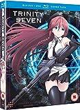 Trinity Seven: Complete Season Collection (5 Blu-Ray) [Edizione: Regno Unito] [Import anglais]
