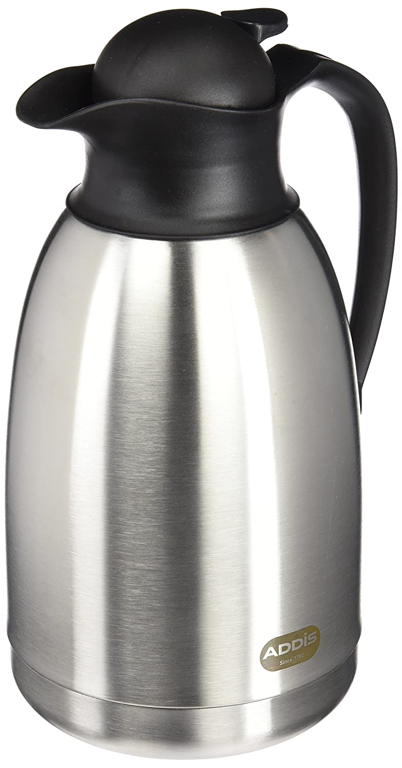 Emsa DIPLOMAT 629121600 Thermos Can 1.2 L Stainless Steel Black