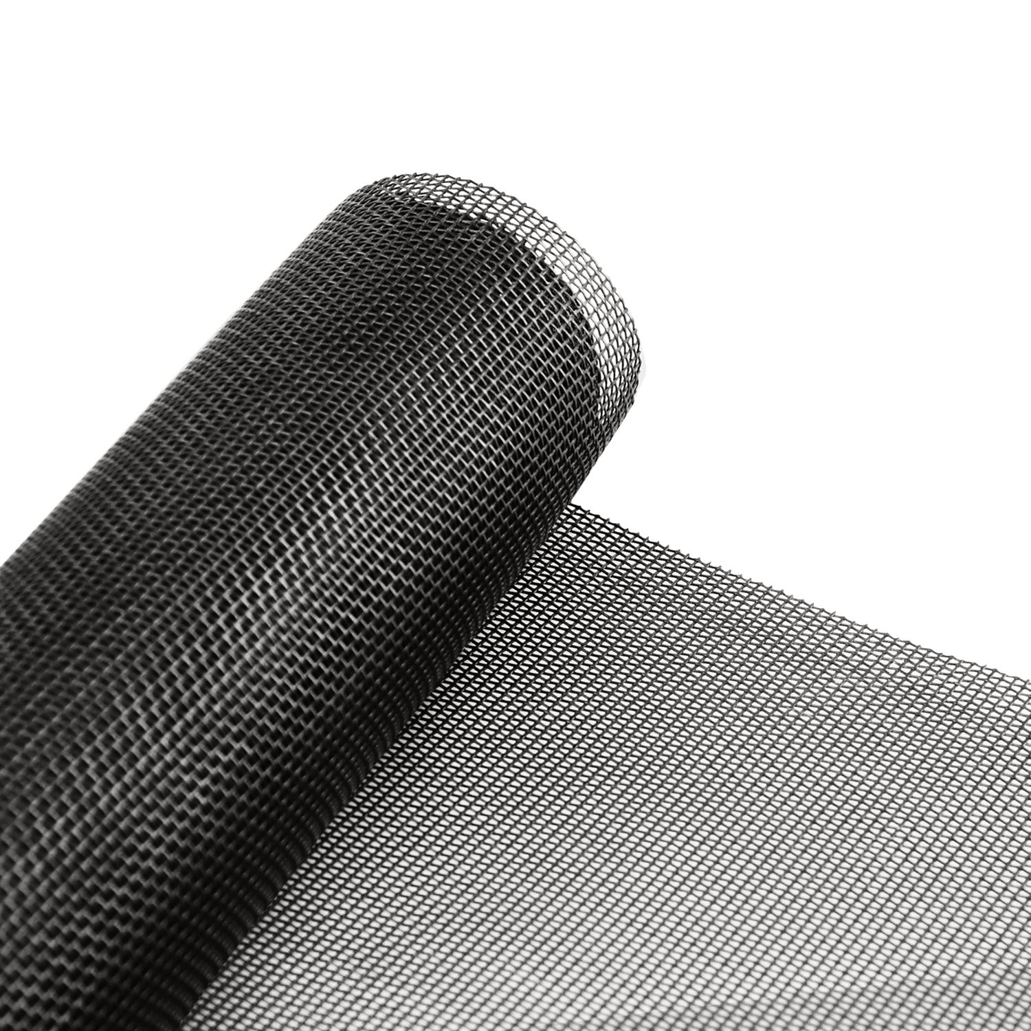 Screen Mesh Roll, Pet Resistant Screen Cat Dog Proof Screen Roll Pet Proof Prevent Tear Damage Wire Mesh Window Screen for Dogs Cats(35''W x 86''L)