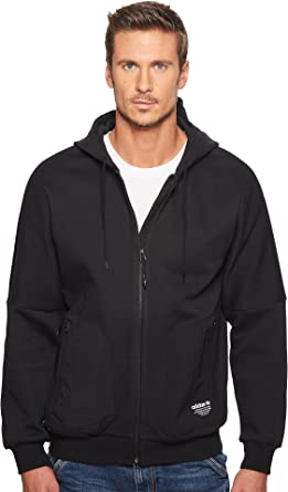 adidas Originals Mens NMD FZ Hoodie at Amazon Men's Clothing