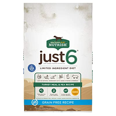 Rachael Ray Nutrish Just 6 Limited Ingredient Diet Dry Dog Food