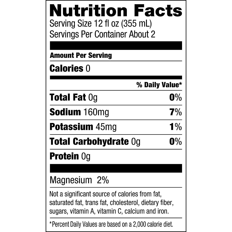 gatorade nutrition facts label nutrition ftempo. Black Bedroom Furniture Sets. Home Design Ideas