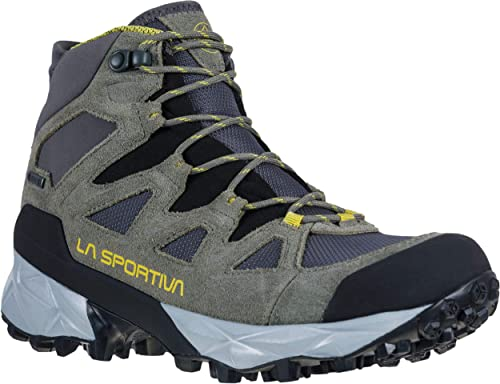 La Sportiva's Saber GTX Hiking Boots offer lightweight and grippy hiking boots for hikers