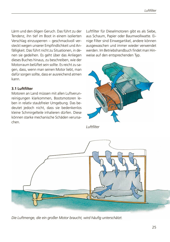 Bücher Praxisbuch Segler Segelschiffe Dieselmotoren Funktion Betrieb Wartung Buch NEU