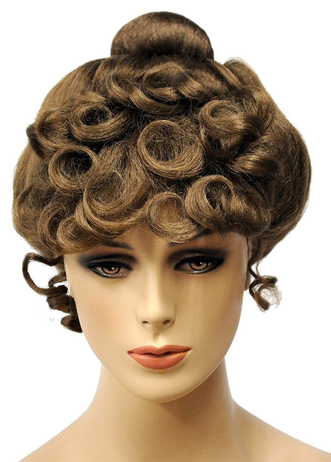 Gibson hairstyle wig hair com lacey wigs gibson girl wig clothing baditri Gallery