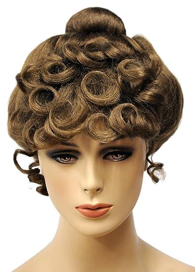 Amazon Lacey Wigs Gibson Girl Wig Clothing