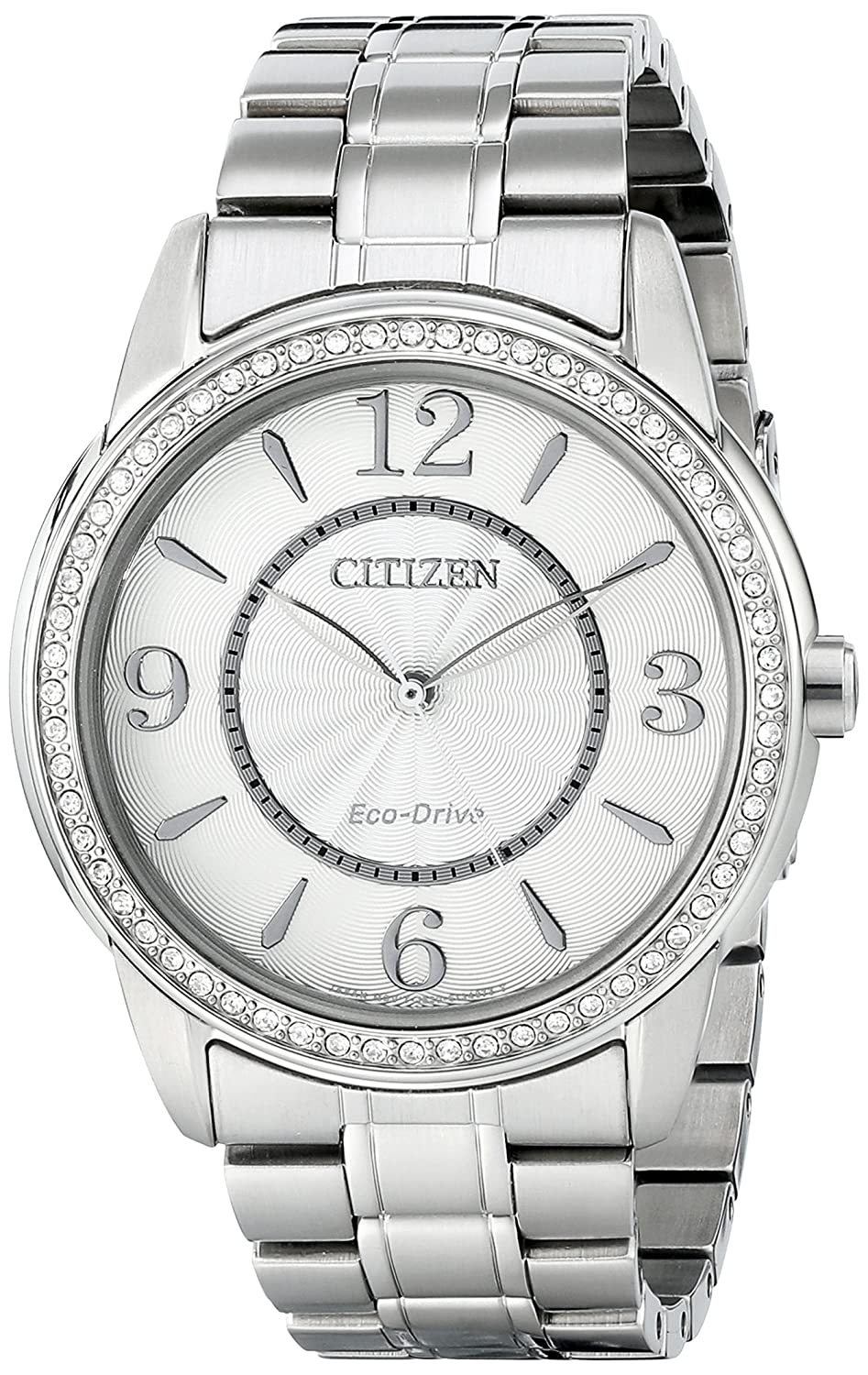 Citizen Women s FE7000-58A Drive from Citizen Eco-Drive TTG Analog Display Silver Watch