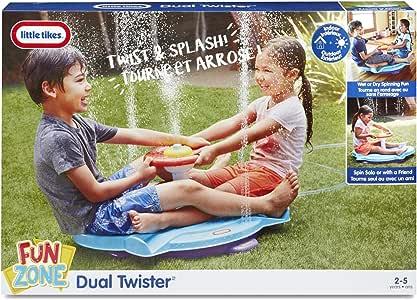 ليتل تايكس Ltikes Dual Splash Twister