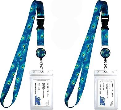 Beaded Lanyard,ID Pass Holder,Cruise Pass Lanyard,Quality Stylish Lanyard,L10