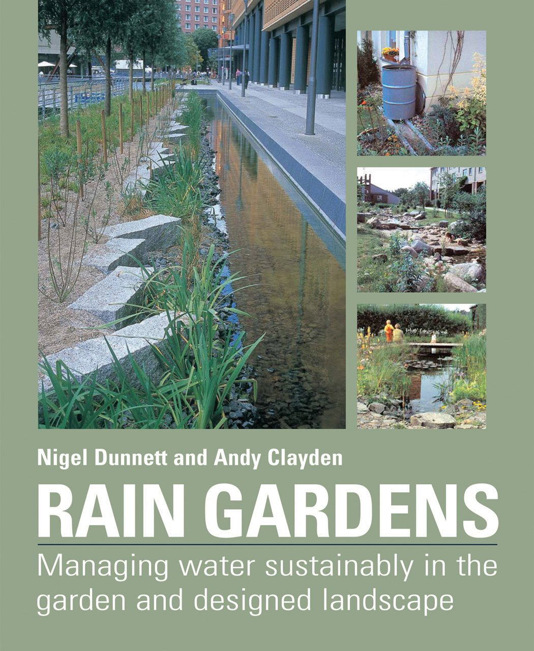 Rain Gardens Managing Water Sustainably in the Garden and