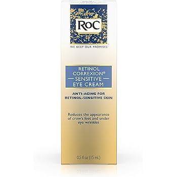 Amazon Com Roc Retinol Correxion Anti Aging Eye Cream For