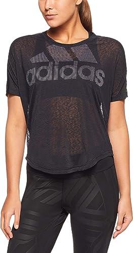 TALLA XS. adidas Magic Logo tee Camiseta Deporte para Mujer