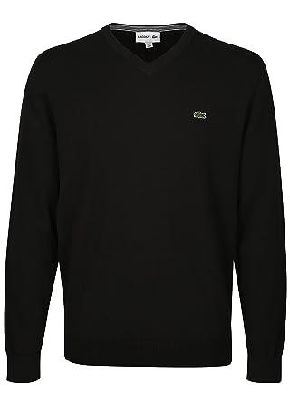 98941c2df6 Pull Lacoste AH9912 Bleu: Amazon.fr: Vêtements et accessoires