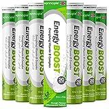 Energy Boost Effervescent - Energy Multivitamin - Orange Flavour - Value Pack 6 x 20 Tablets