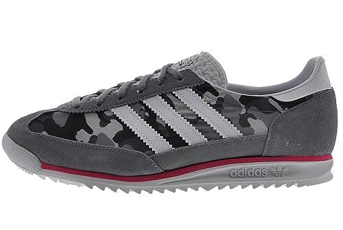 adidas Damen SL 72 W Sneaker Grau