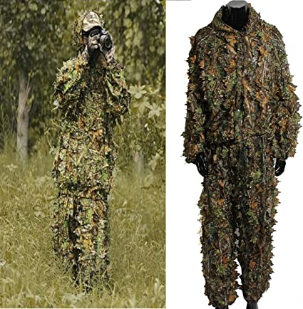 Ghillie Sewing Yarn Camouflage Set Thread Sniper Hunter Camo Veil Airsoft