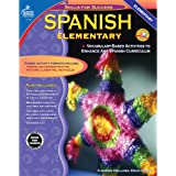 Skills for Success Spanish Elementary Workbook—Grades K-5 Vocabulary Building Exercises and Activities for Kids, Homeschool o
