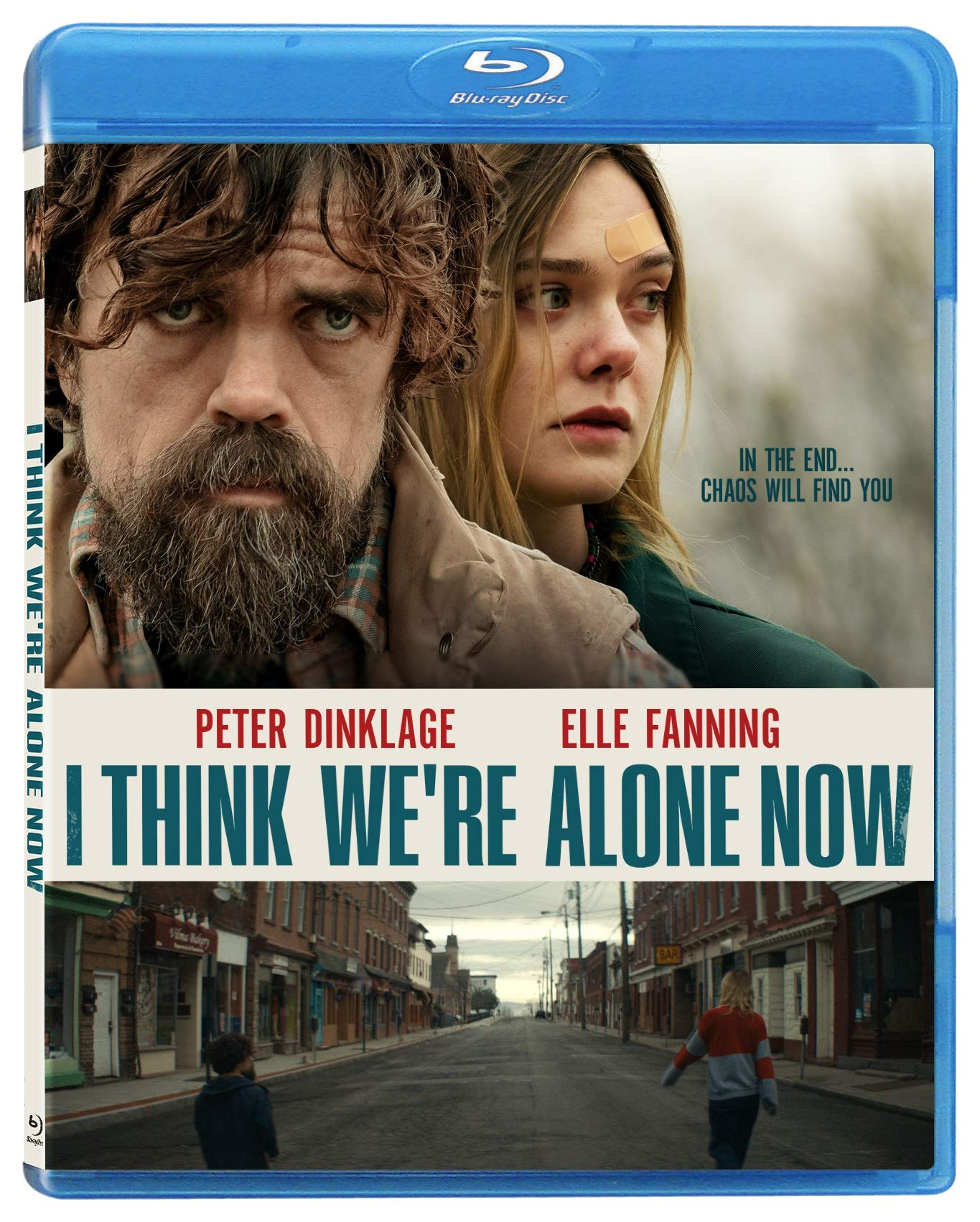 Blu-ray : I Think We're Alone Now (Widescreen)