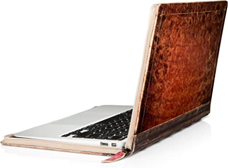 Coffee PU Leather Soft Sleeve Bag Case For Macbook Air Pro 11/'/' 13/'/' 15/'/' inch