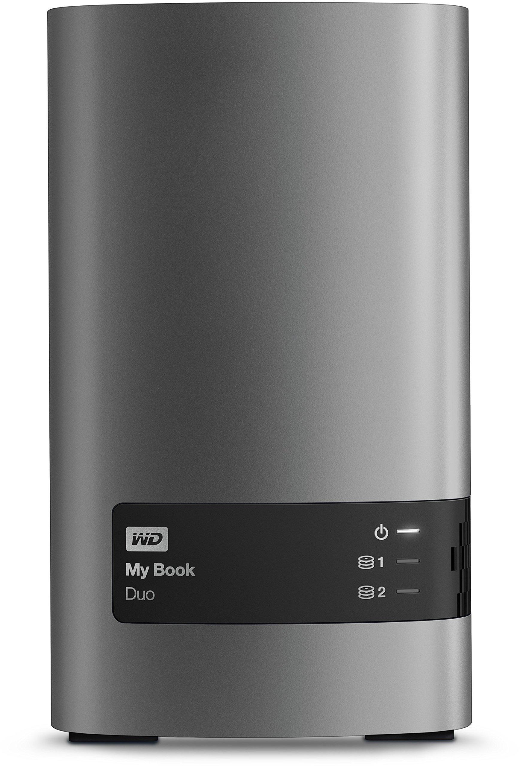 Western Digital WDBLWE0120JCH 12TB External Hard Drive