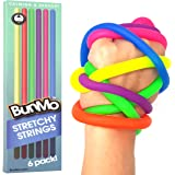 BUNMO Stretchy Fidget Toys for Adults and Kids