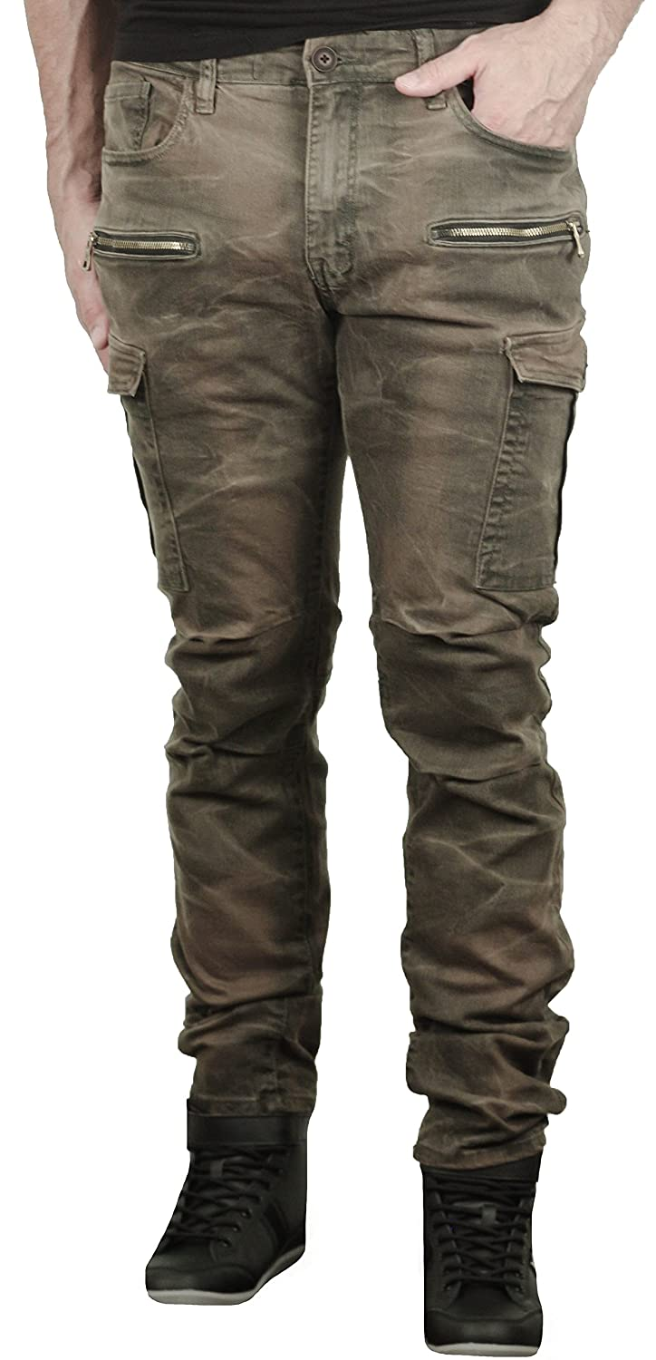 b3ee6ccf19f11d Jordan Craig Men s Loose Tapered Xavier Cargo Jeans from Legacy Edition at Amazon  Men s Clothing store