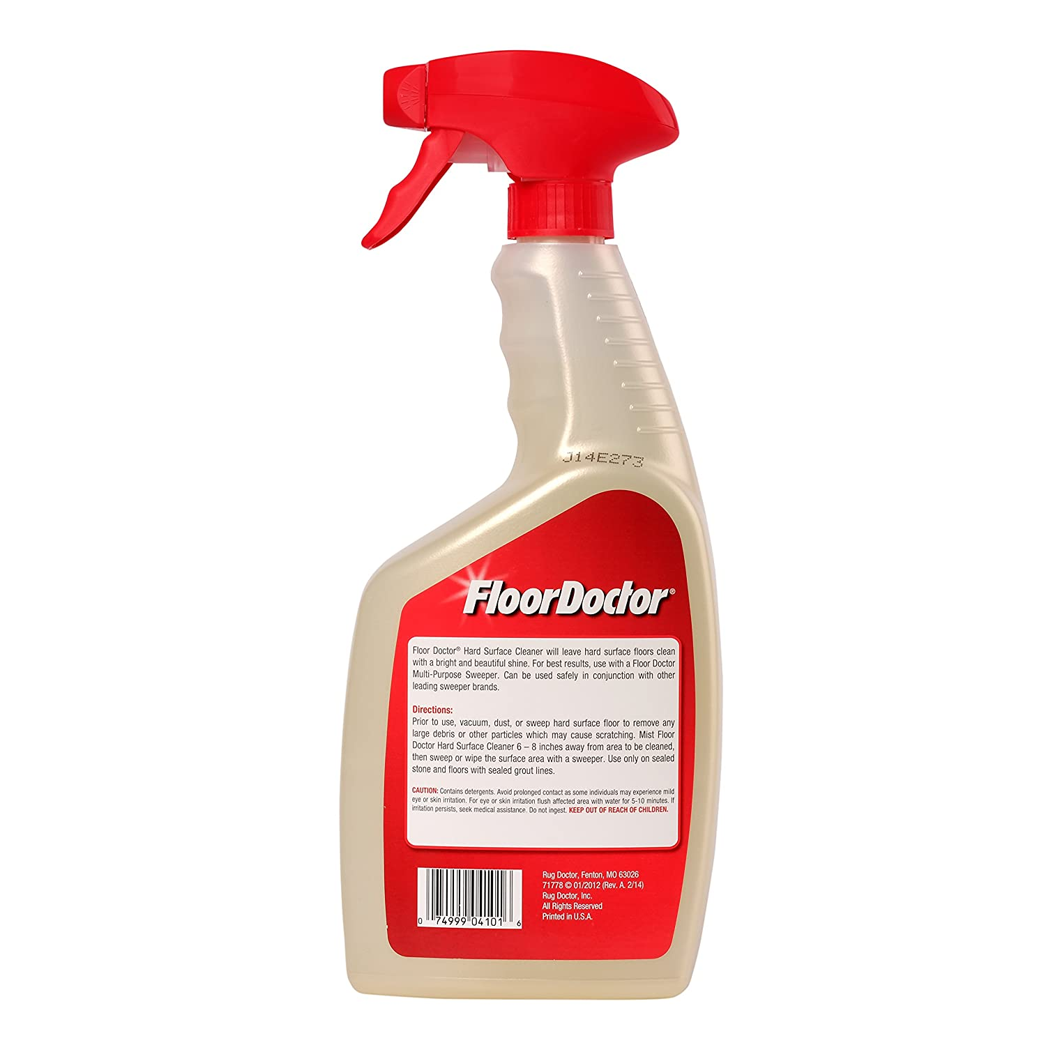 Amazon.com: Floor Doctor Hard Surface Cleaner Spray, Refreshes Hard Surface  Flooring While Extracting Tough Dirt And Grime, Results In Bright And Clean  ...