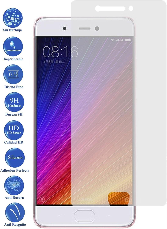 Todotumovil Protector de Pantalla Xiaomi MI5S de Cristal Templado Vidrio 9H para movil