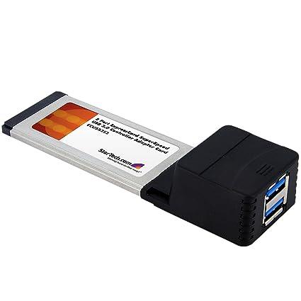 STARTECH EXPRESSCARD USB 3.0 WINDOWS 8.1 DRIVER DOWNLOAD