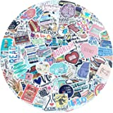 Reading Stickers Wsnyy 200 Pcs I Love Reading Waterproof Graffiti Vinyl Decals Motivational Stickers for Waterbottle Laptop C
