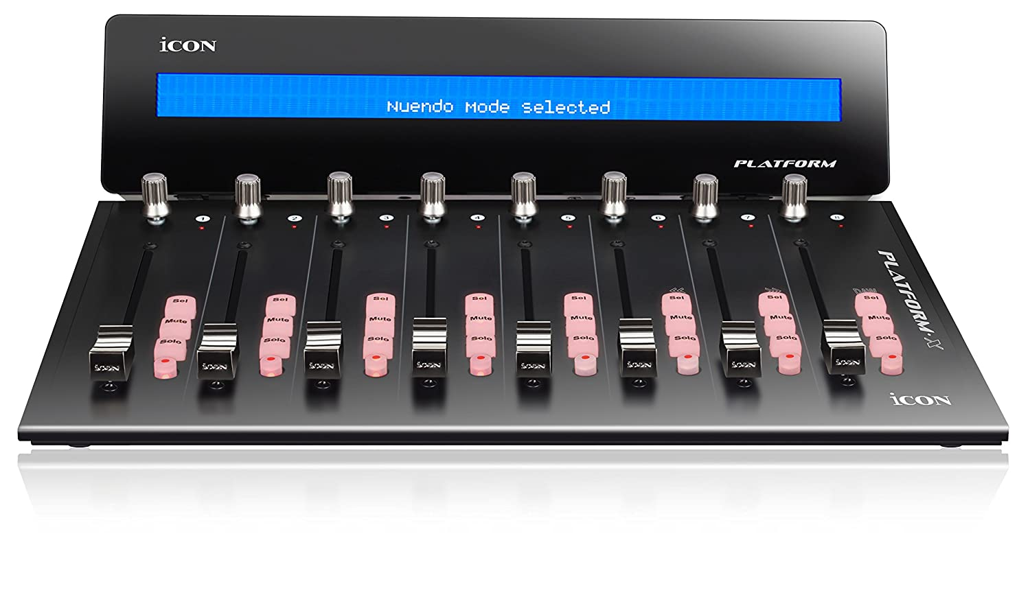 Icon Pro Audio, ICOC-PLATFORMMM+, Icon Pro Audio Platform M+ MIDI control  surface