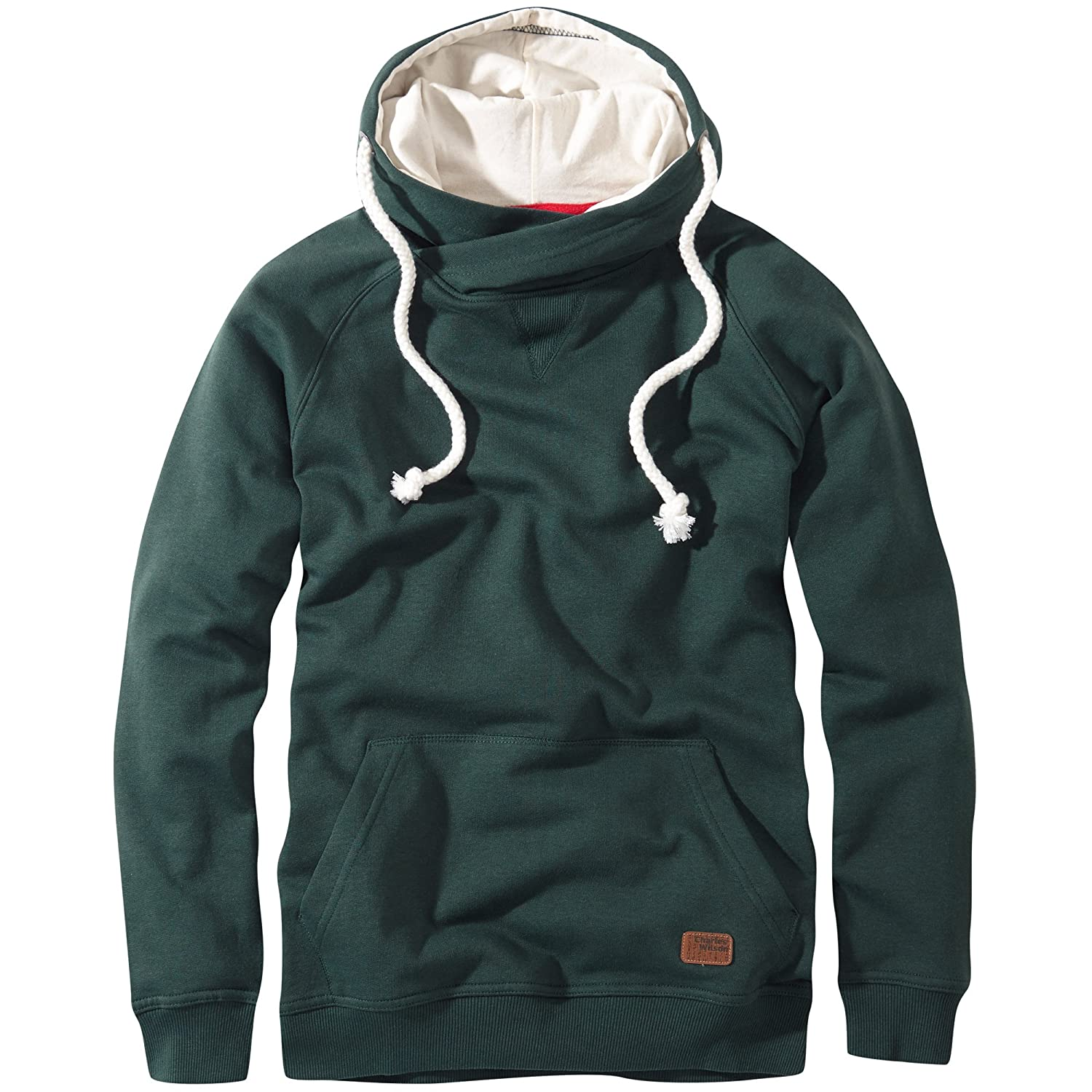 Charles Wilson Essential Pullover Shawl Neck Hoody