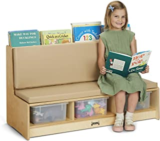 product image for Jonti-Craft 37490JC Literacy Couch, Wheat