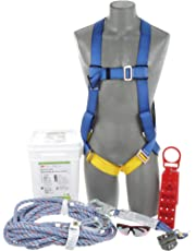 3M 2199910 CSA Roofer'S Kit with Pass Through Buckle Harness